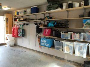Organiserat garage