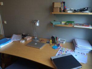 Rensa kontor
