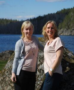 Sara Therén och Anna Hydén, Ordningskonsult